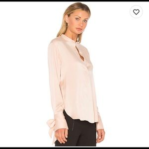 Rag and bone Dylan blouse